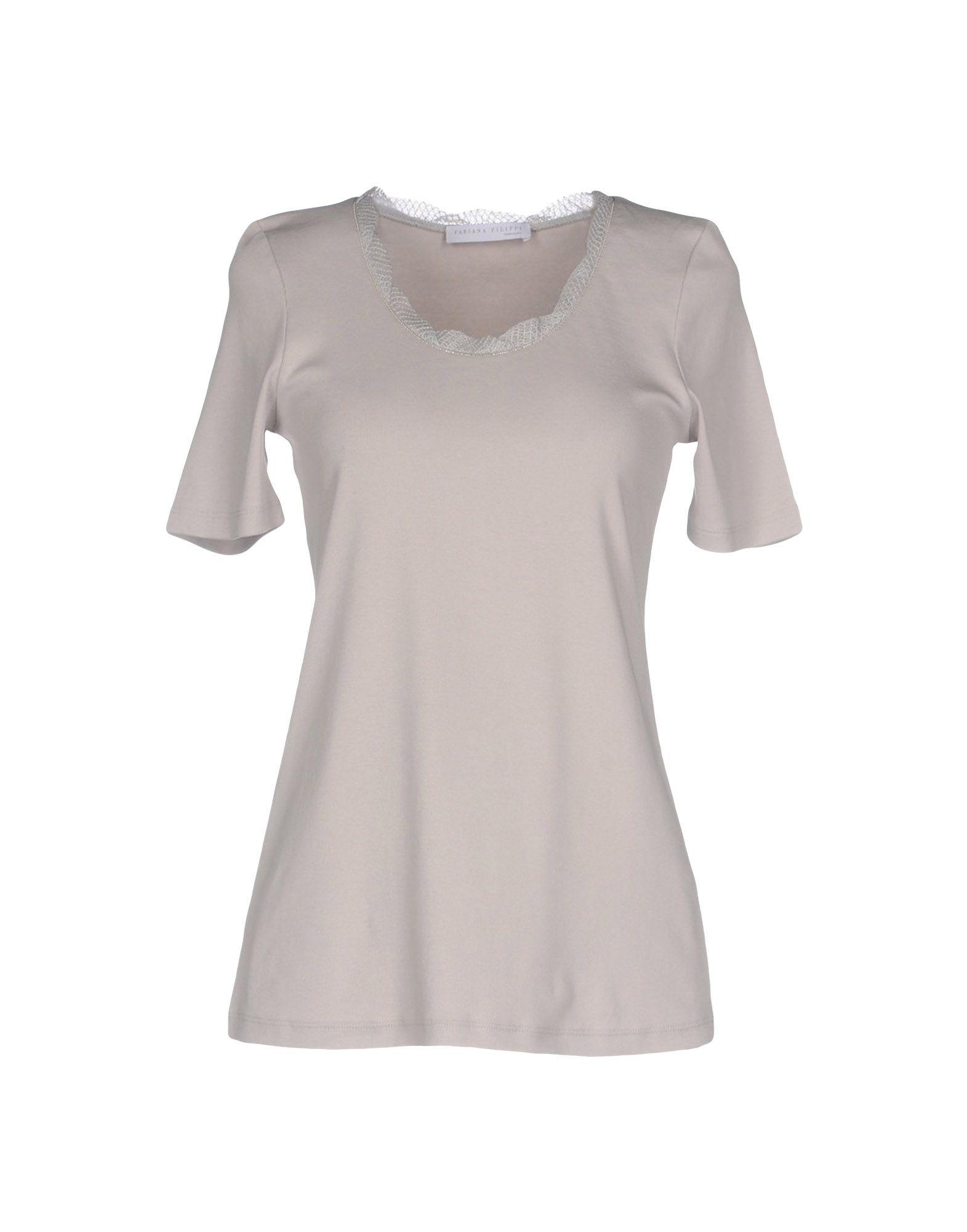 T-Shirt Fabiana Filippi Donna - Acquista online su pSF4RrC8je
