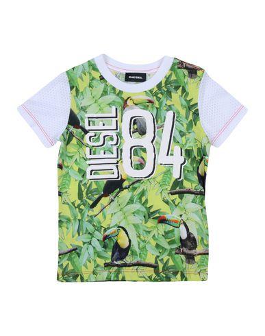 Camiseta Diesel Niño 3-8 años en YOOX a48779f13499d