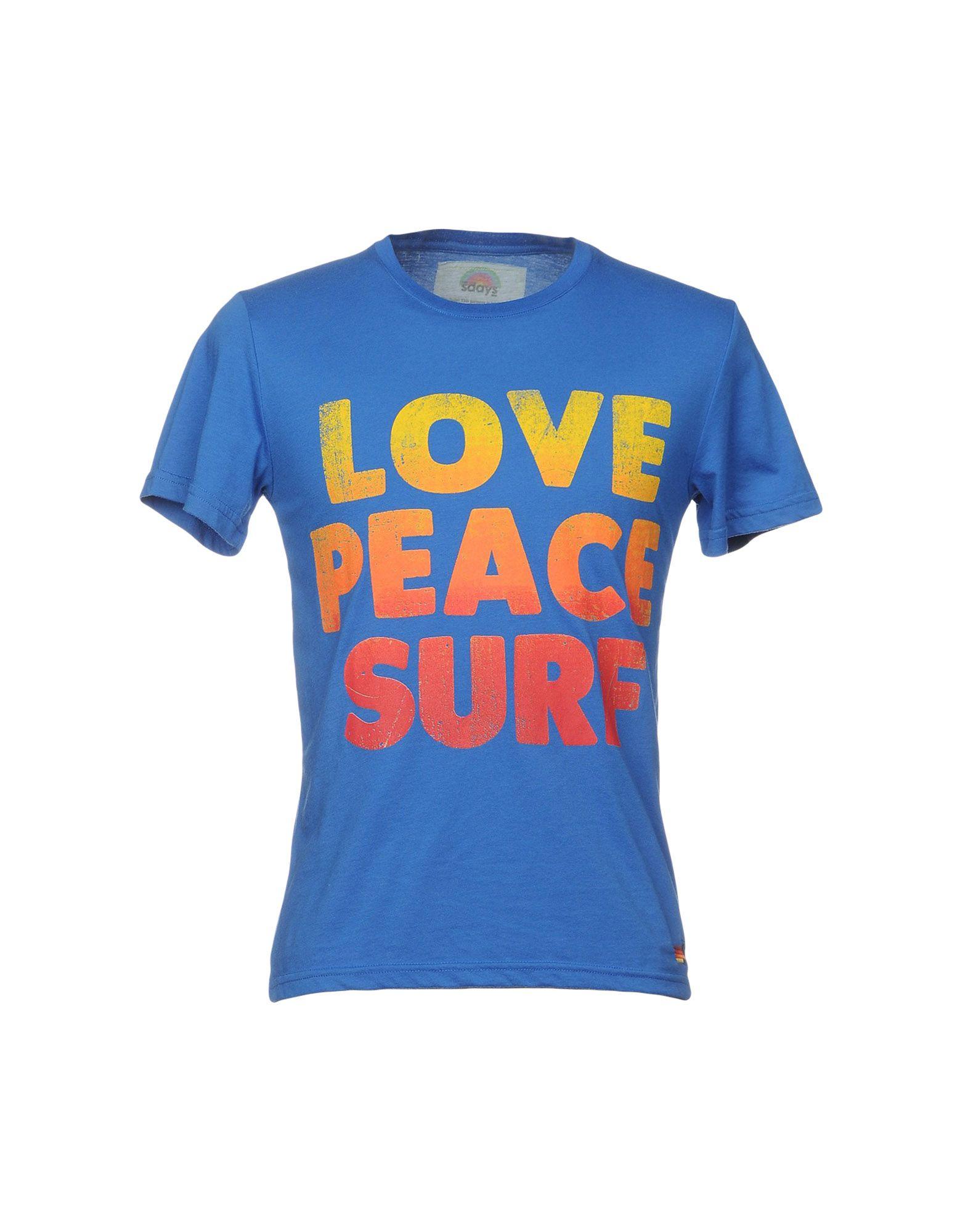 A buon mercato A buon mercato T-Shirt Sdays Uomo - 12102254IC 12102254IC - 08f399