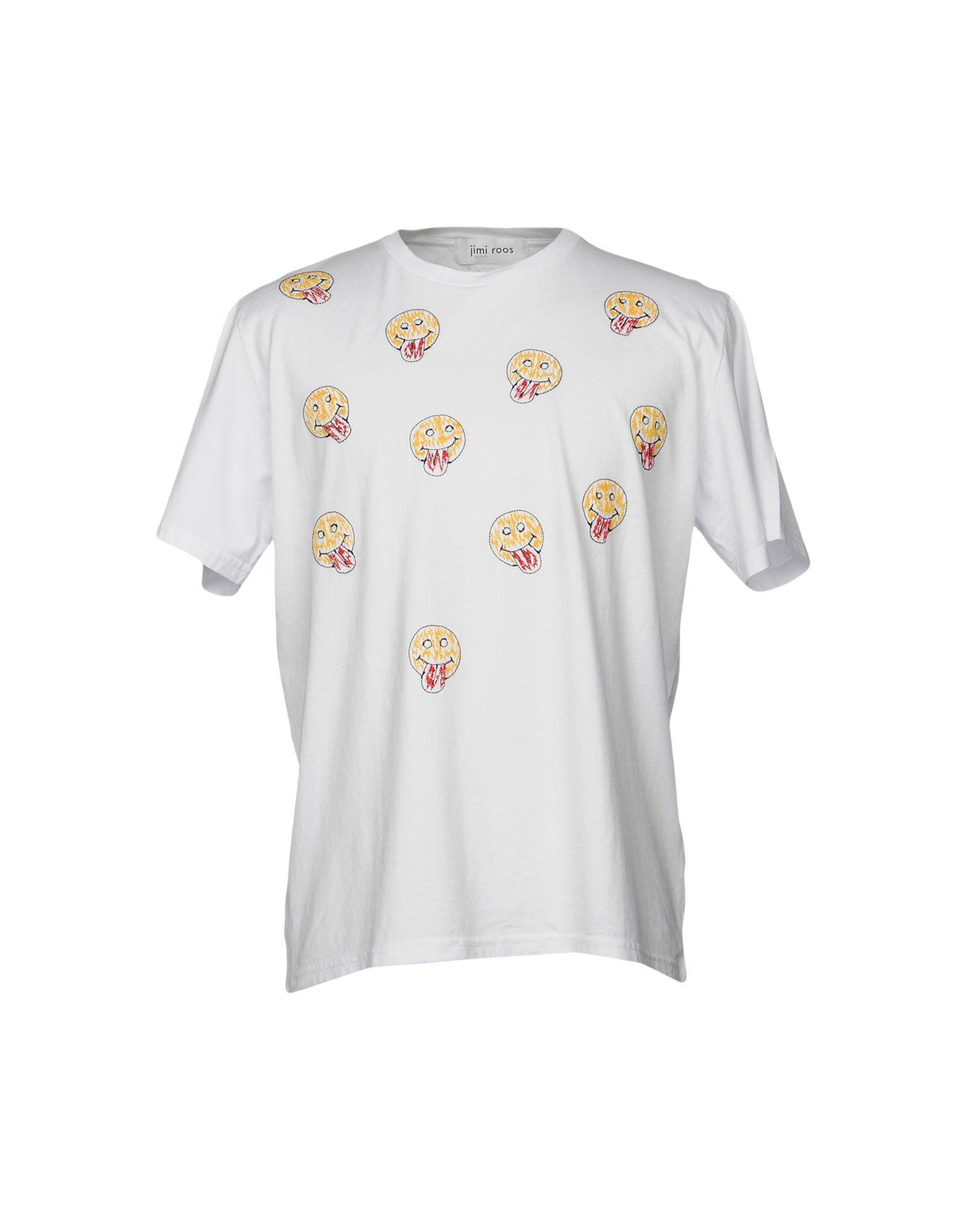 T-Shirt Jimi Roos Uomo - 12104977MA 12104977MA - dc4106