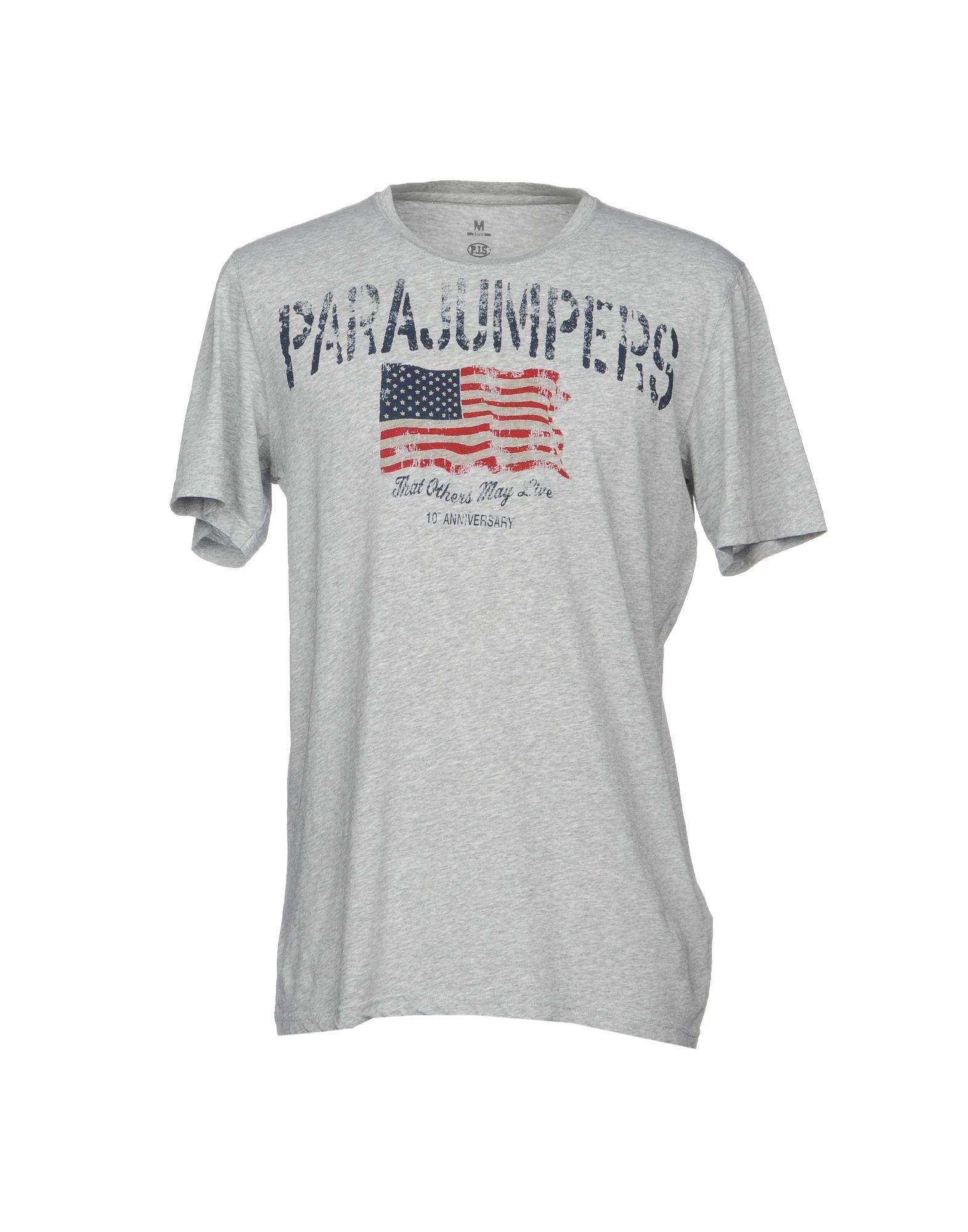 parajumpers t shirt heren