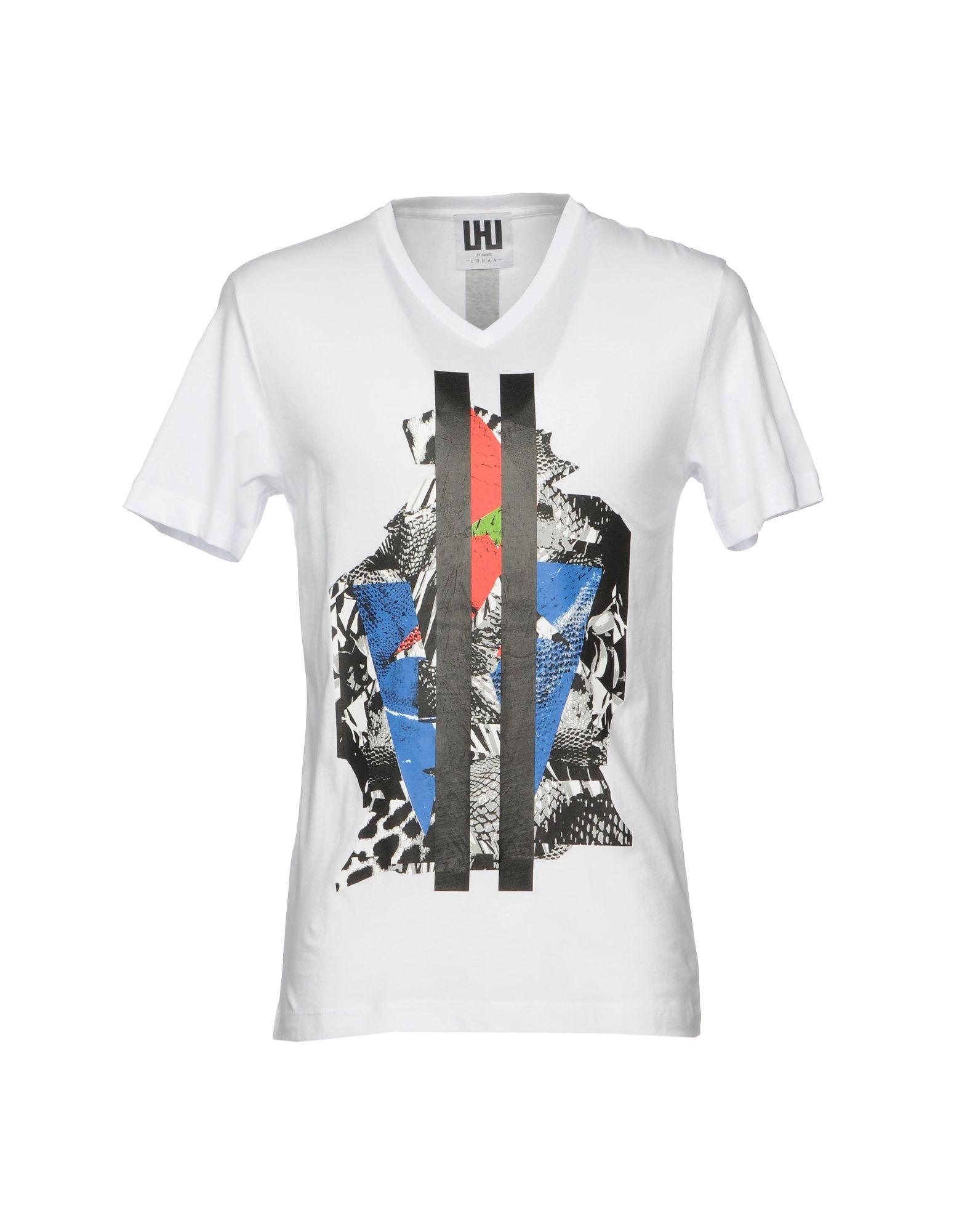 T-Shirt Urban Les Hommes Uomo Uomo Hommes - 12106147RL 06ae71