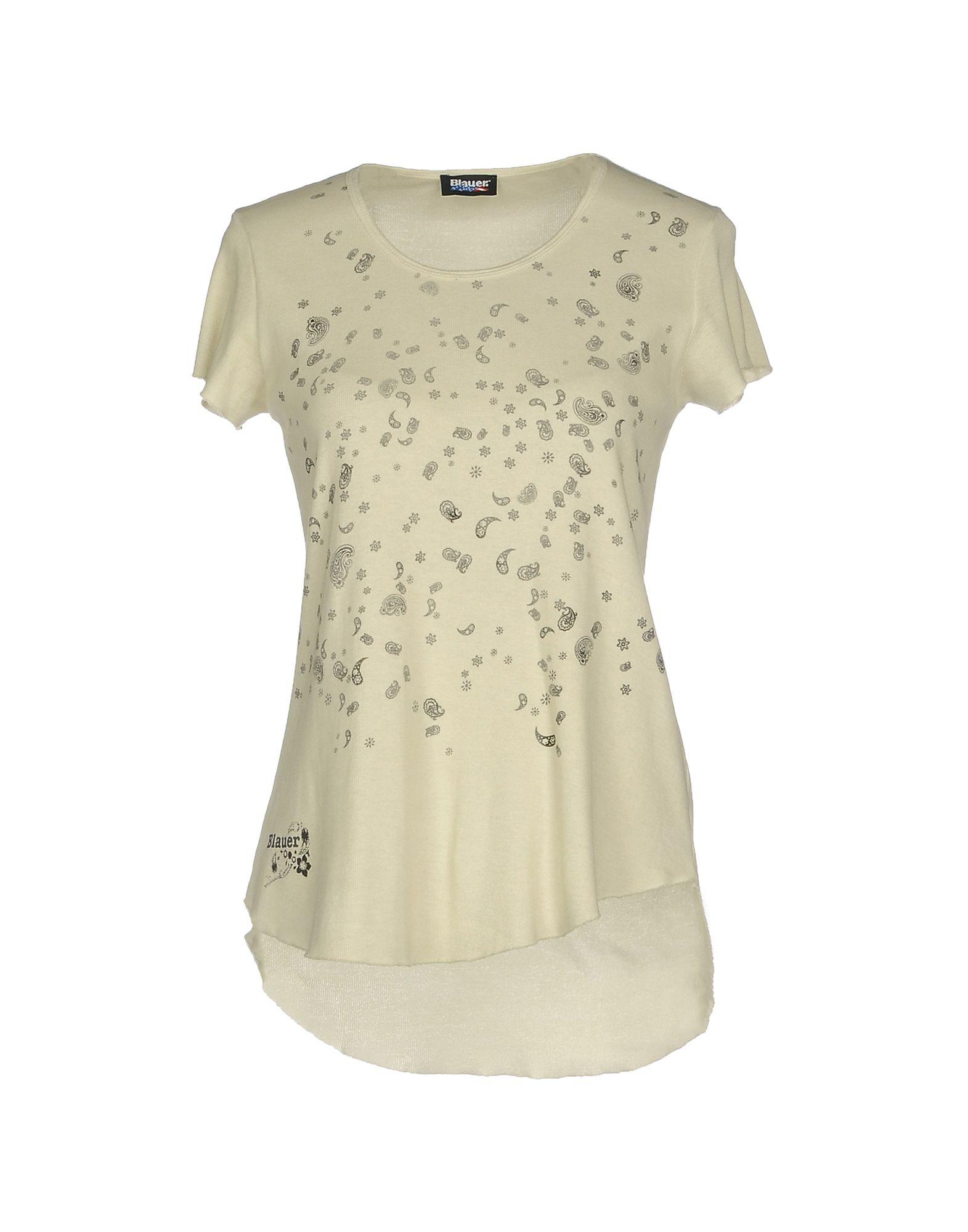 T-Shirt T-Shirt bluer donna - 12106423QL
