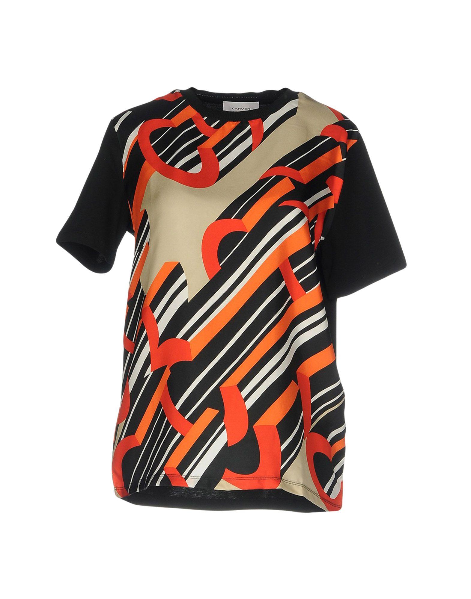 T-Shirt Carven Donna - Acquista online su aEYuCmqbm