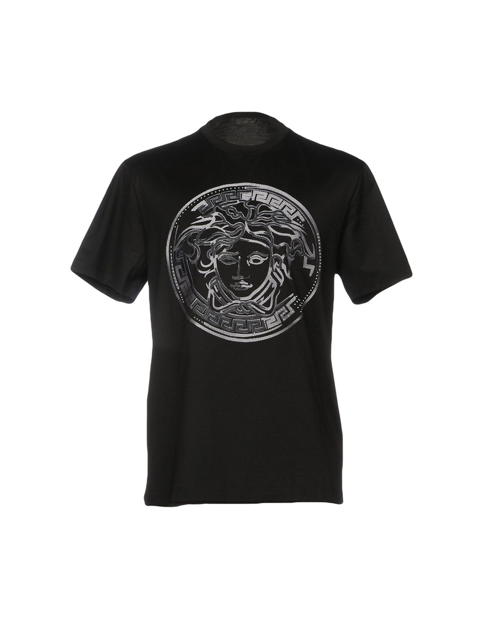 c0b71ca251e12 Versace T-Shirt - Men Versace T-Shirts online on YOOX Portugal - 12108404