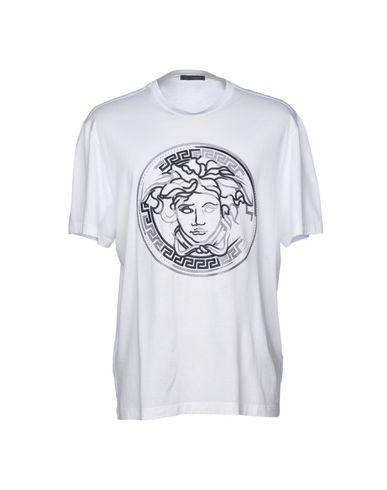 77c0e5a3bd2 Versace T-Shirt - Men Versace T-Shirts online on YOOX Latvia ...