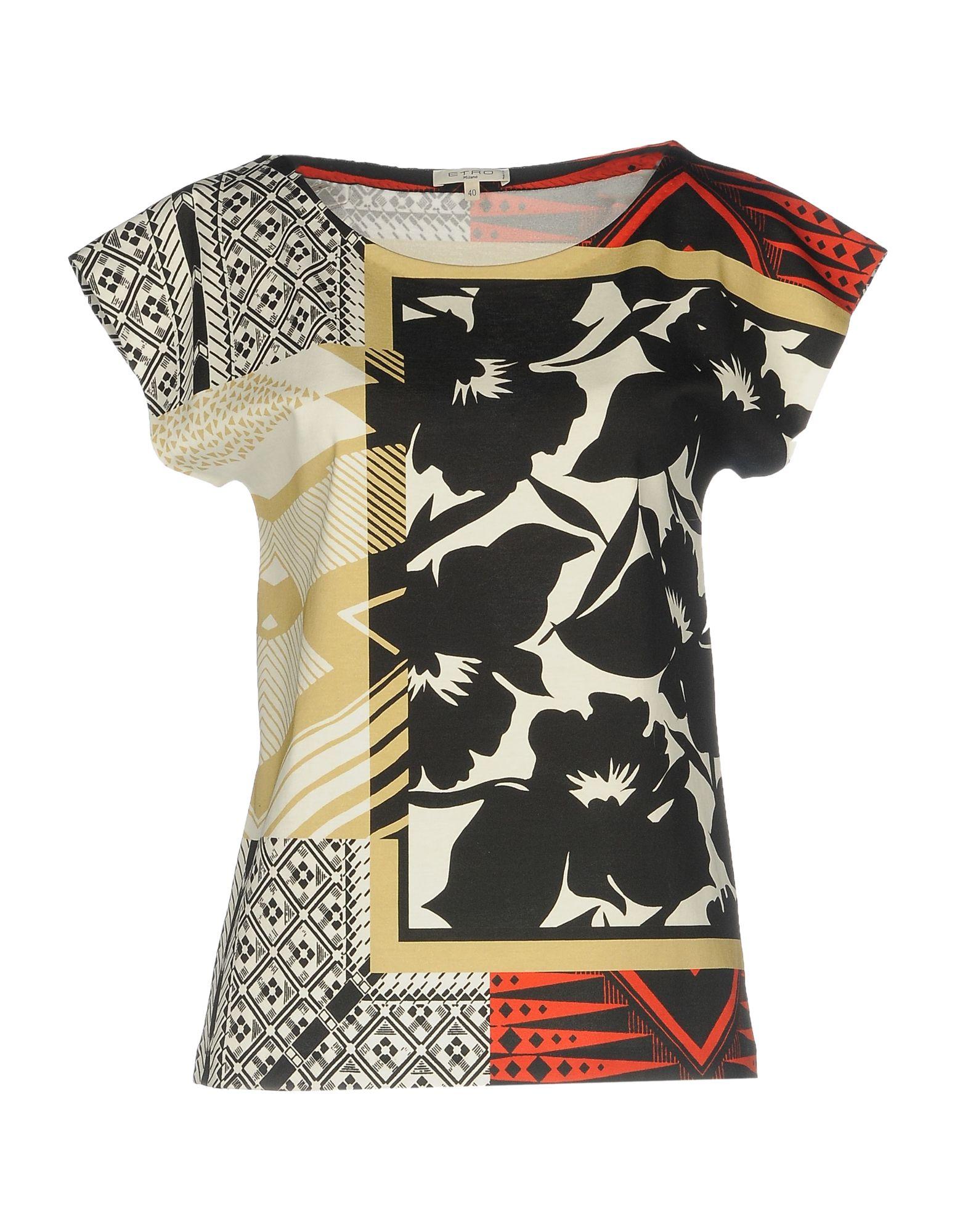 T-Shirt Etro Donna - Acquista online su lWsr107K