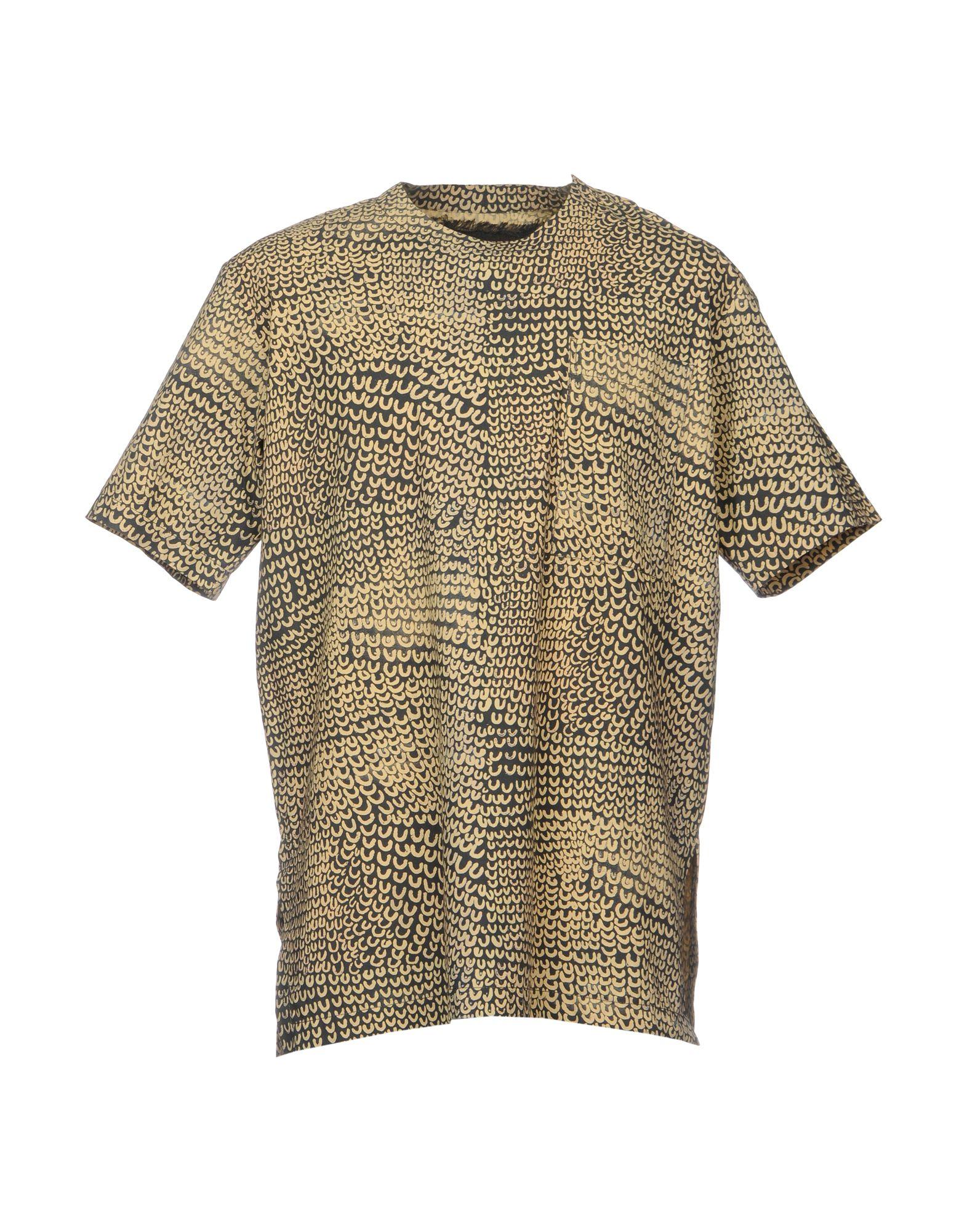 T-Shirt Wang Uma Wang T-Shirt Uomo - 12109235RV d19b09