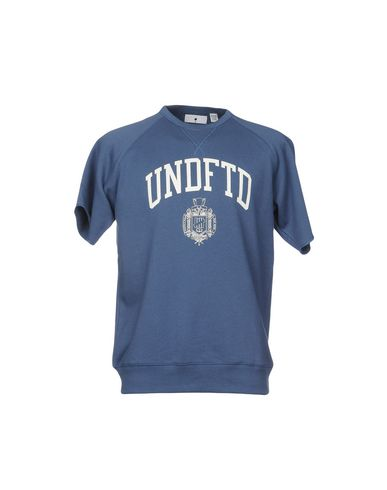 UNDEFEATED Sweatshirt in Dark Blue