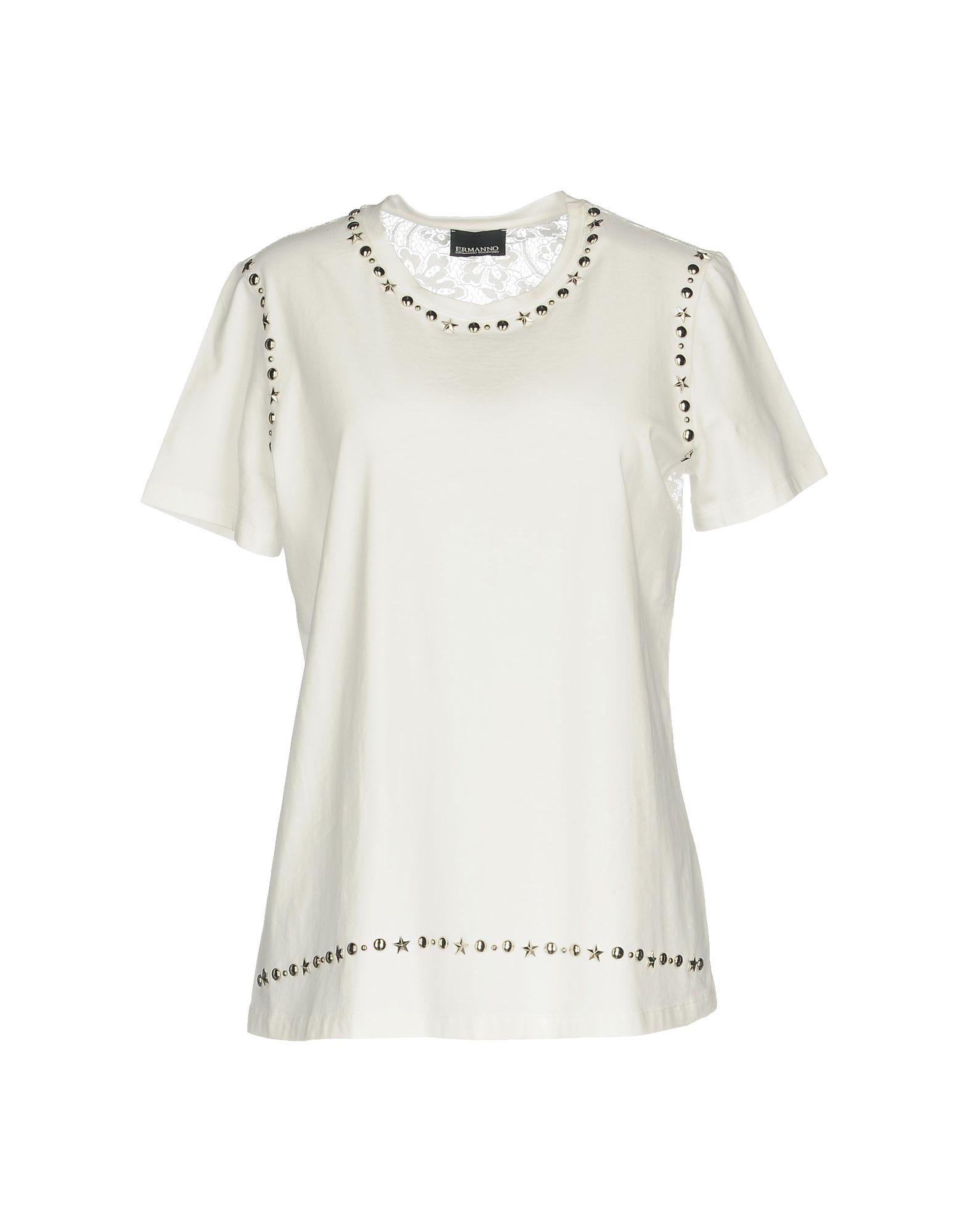 T-Shirt Ermanno Di Ermanno Scervino Donna - Acquista online su