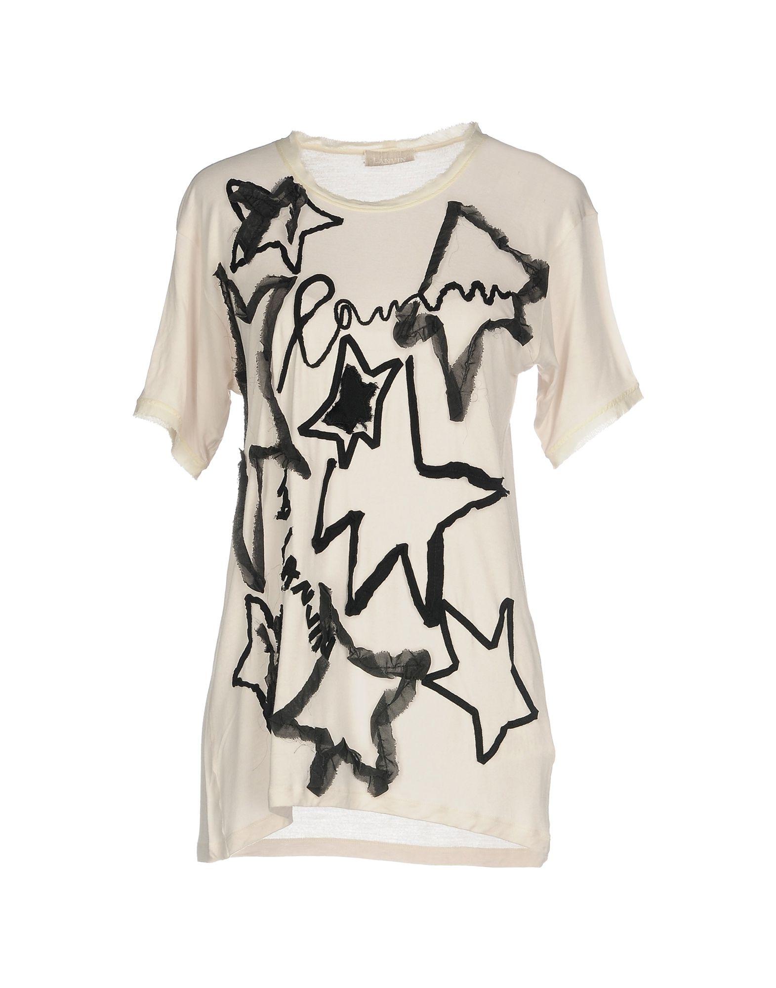 T-Shirt Lanvin Donna - Acquista online su MtlULzK5