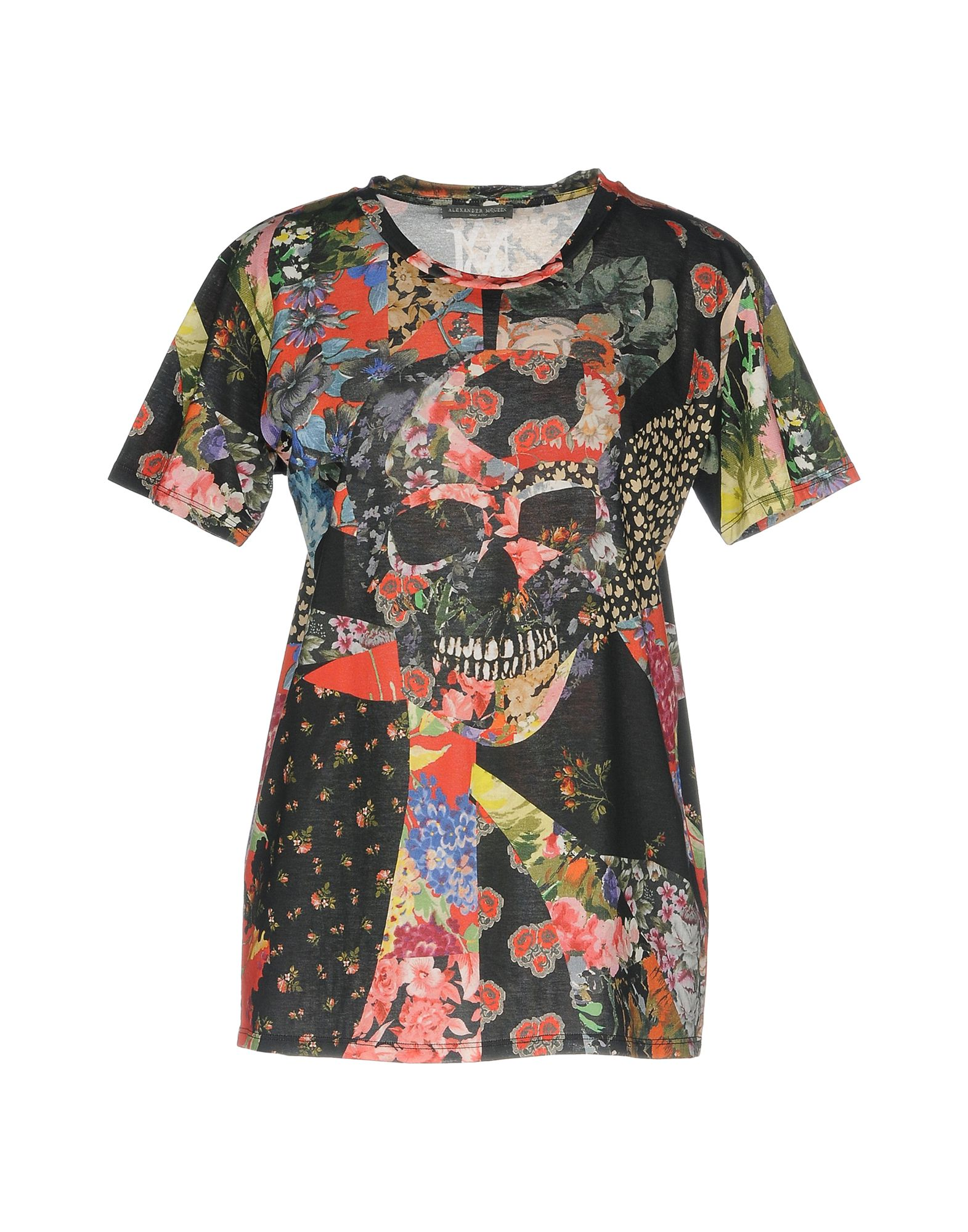 T-Shirt Alexander Mcqueen Donna - Acquista online su xtogjxpI