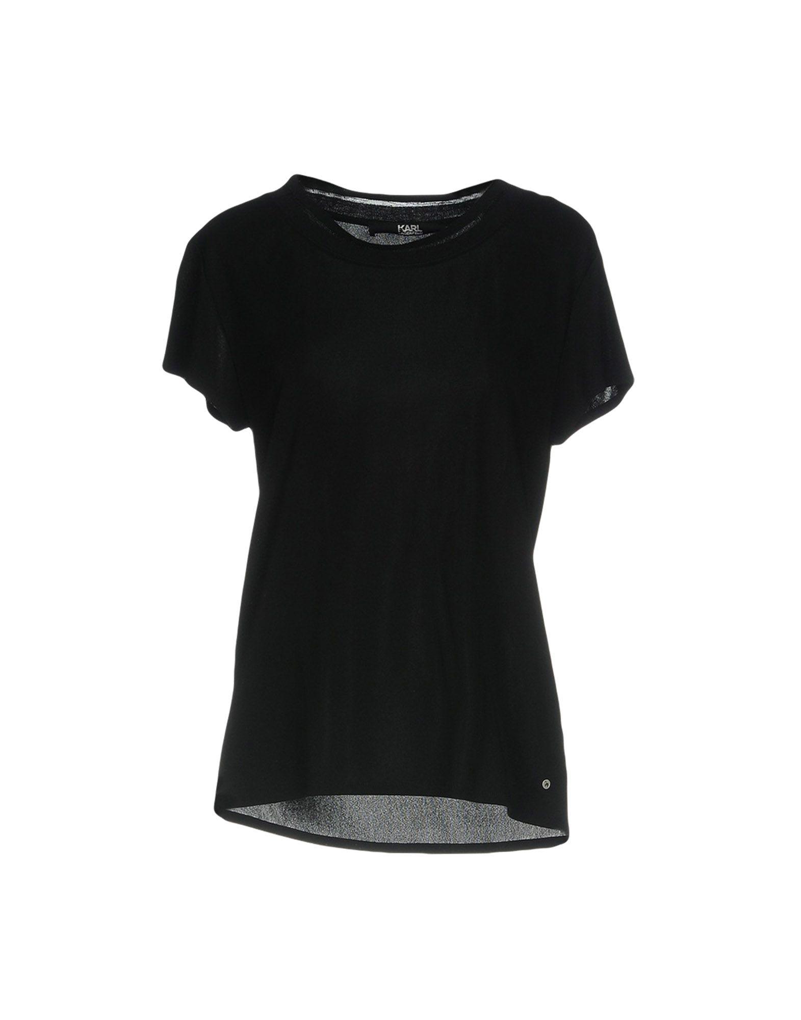 T-Shirt Karl Lagerfeld Donna - Acquista online su 67oC42bU