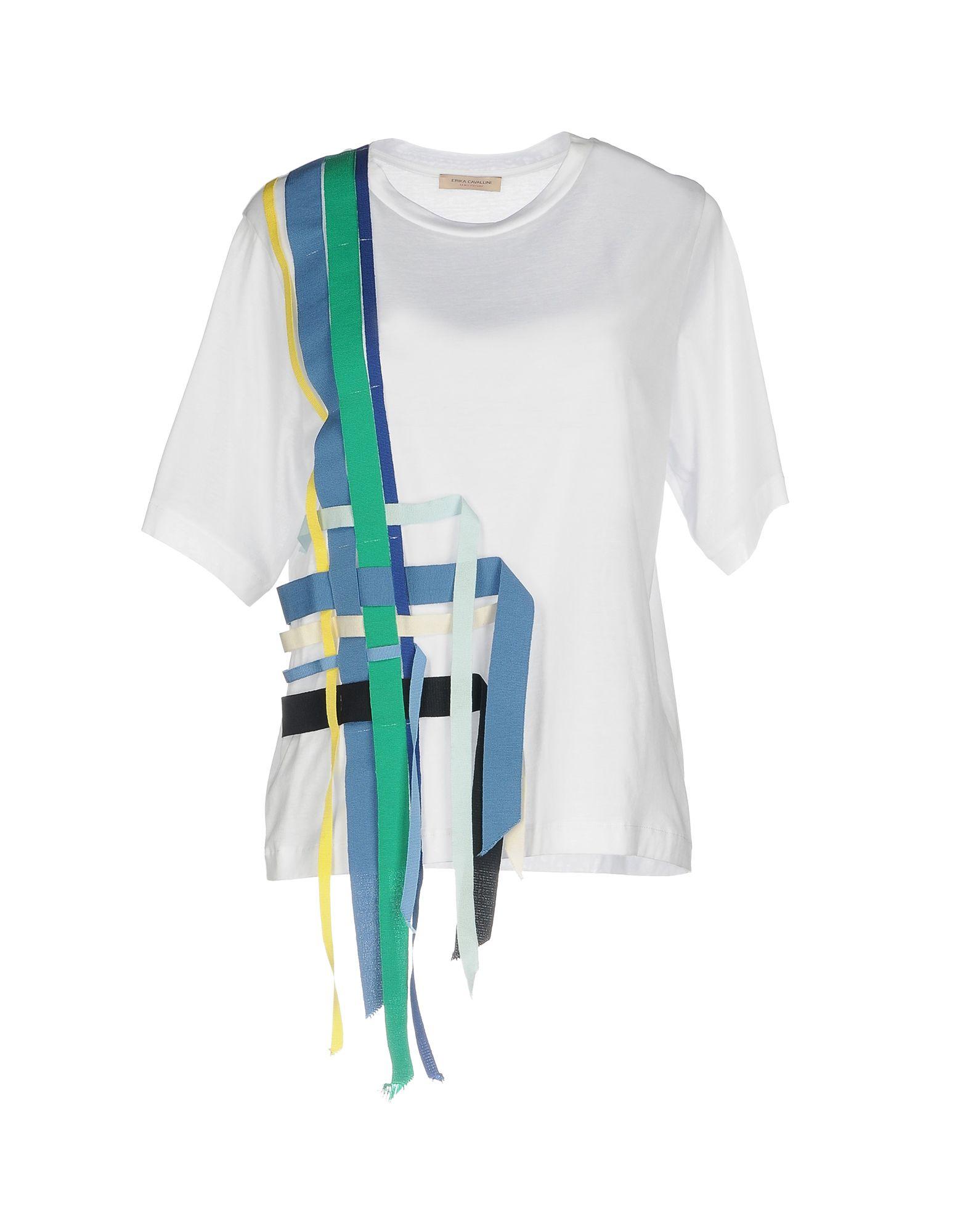 T-Shirt Erika Cavallini Donna - Acquista online su 1JhZkgzG