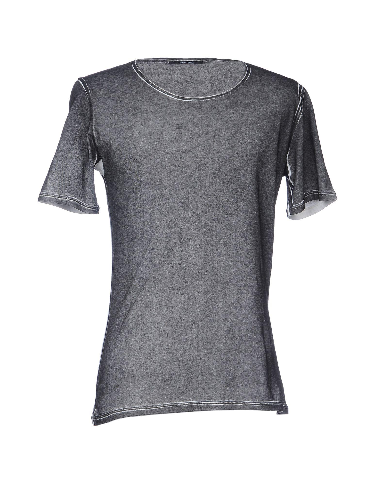 T-Shirt Lumen Et Et Lumen Umbra Uomo - 12113605IE 2ba394