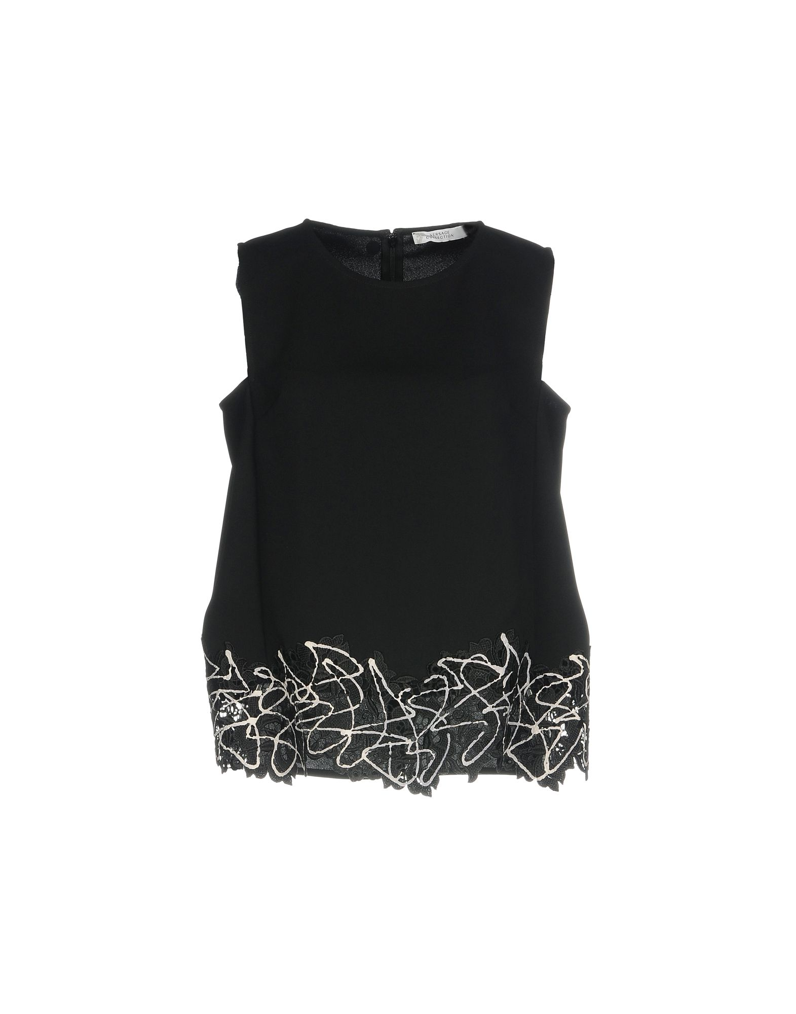Top Versace Collection donna - - - 12114174KQ 21b