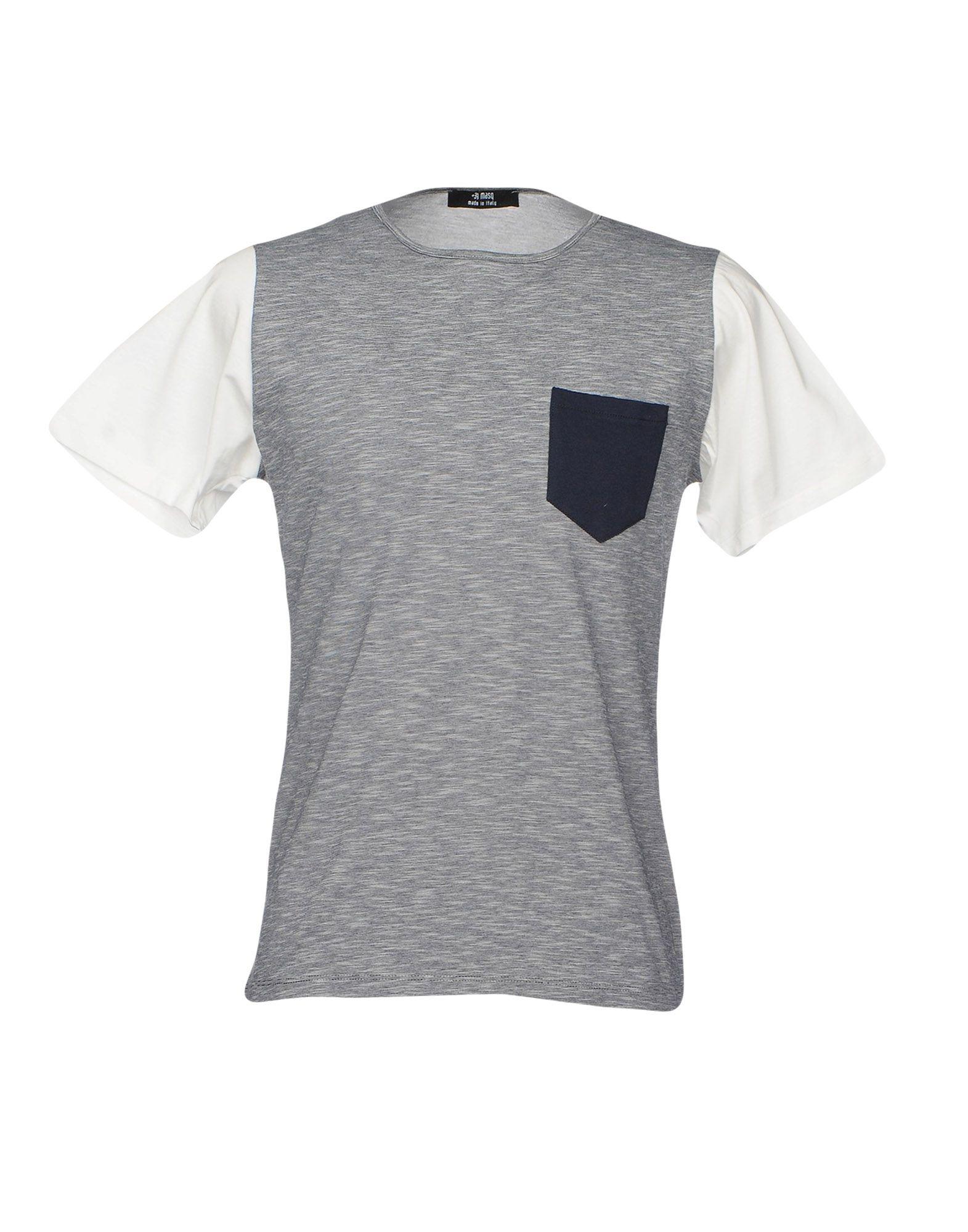 T-Shirt +39 Masq herren - 12114712H