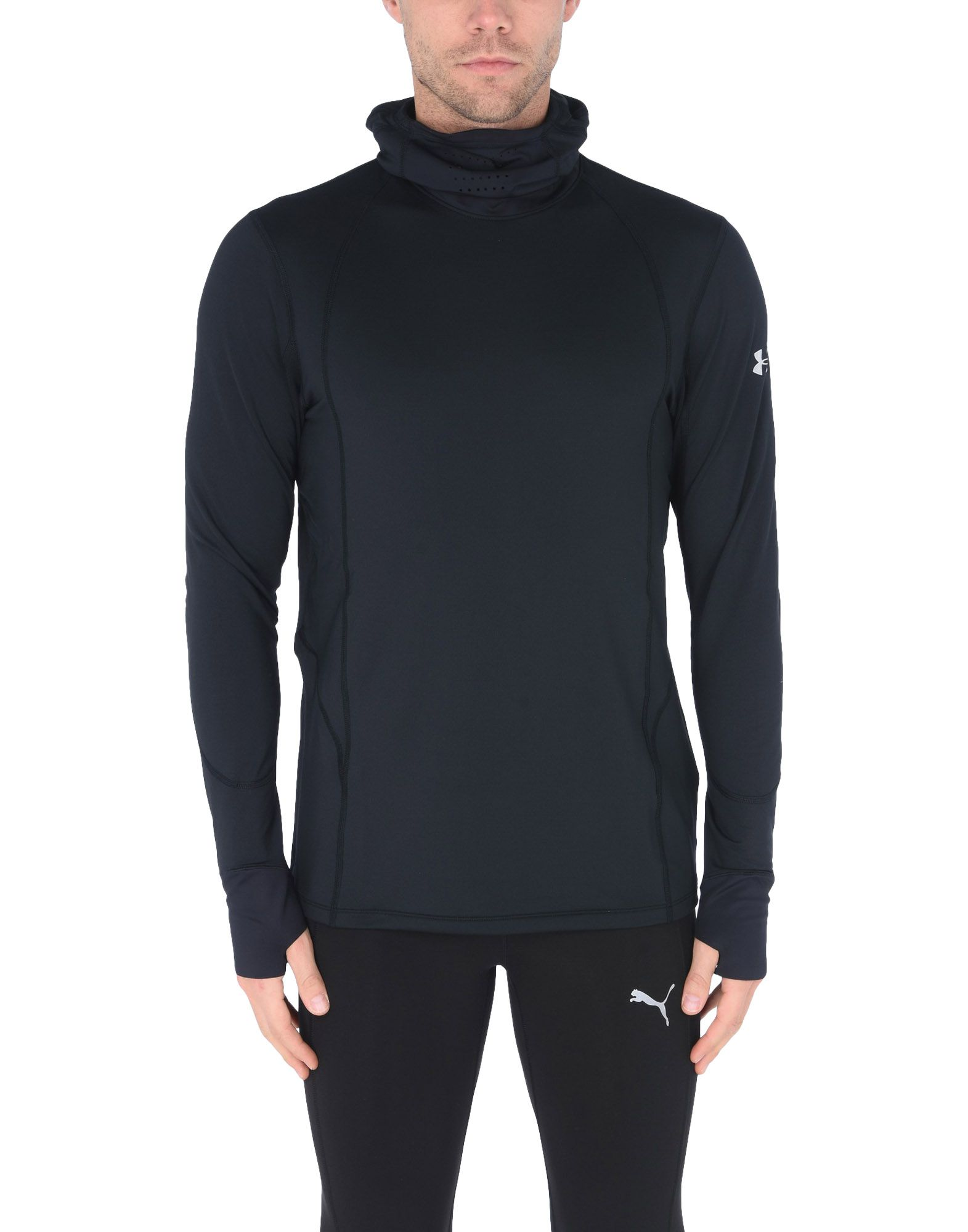 Felpa Under Armour - Reactor Run Balaclava Hoodie - Armour Uomo - 12114881XN 55d0d1