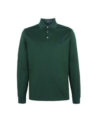 POLO RALPH LAURENLong Sleeve Slim Fit Pique Poloポロシャツ