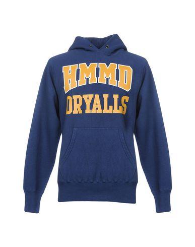 HUMAN MADE Hooded Sweatshirt in Dark Blue