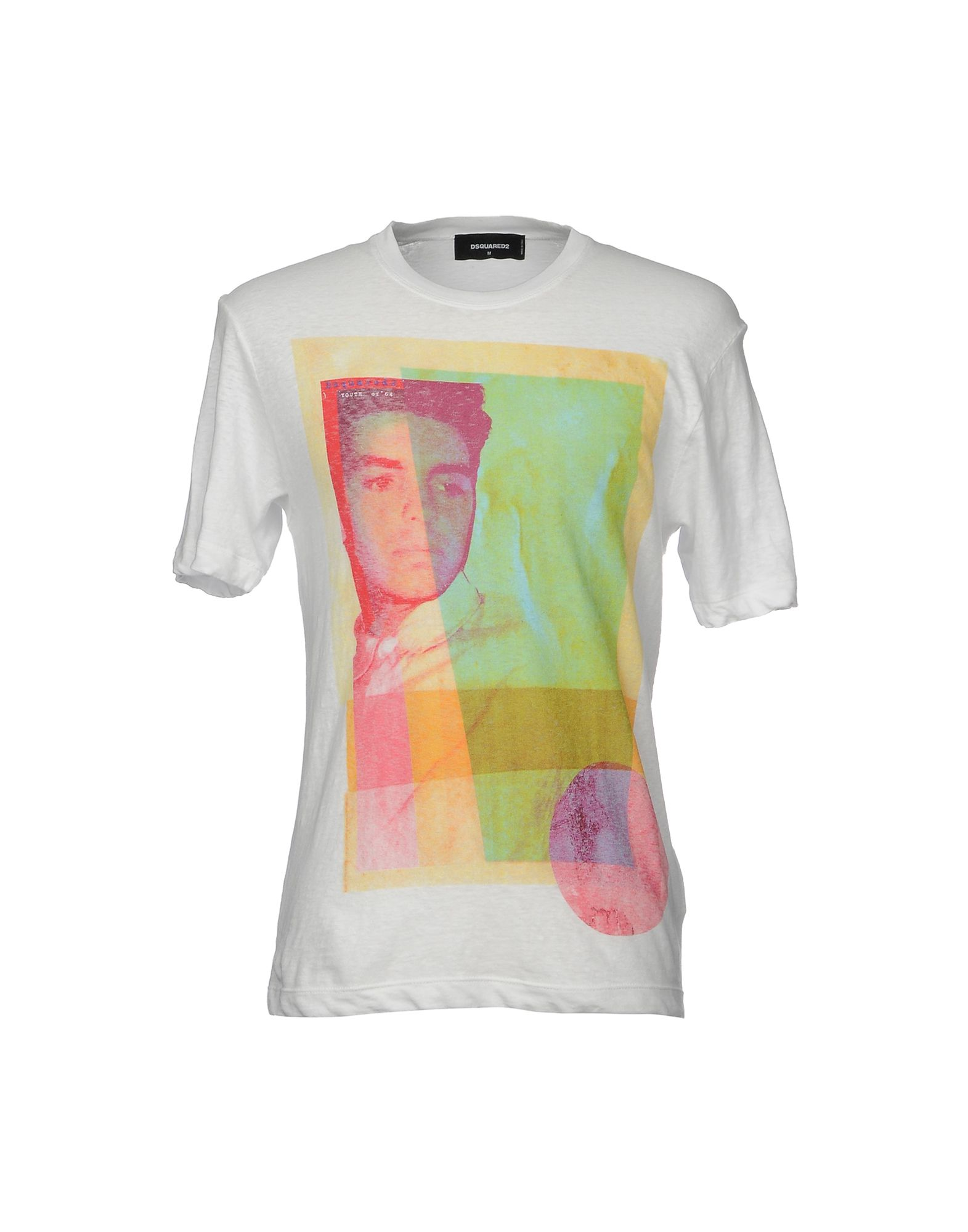 T-Shirt Dsquared2 Uomo - Acquista online su