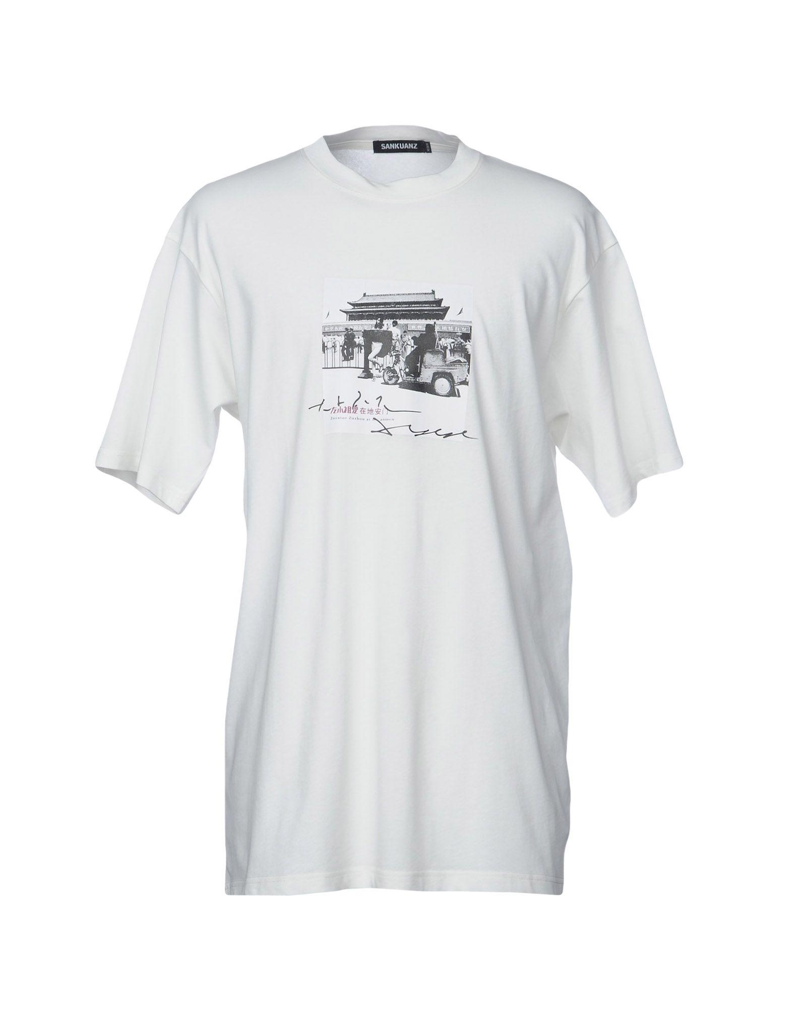 T-Shirt Sankuanz Donna - Acquista online su