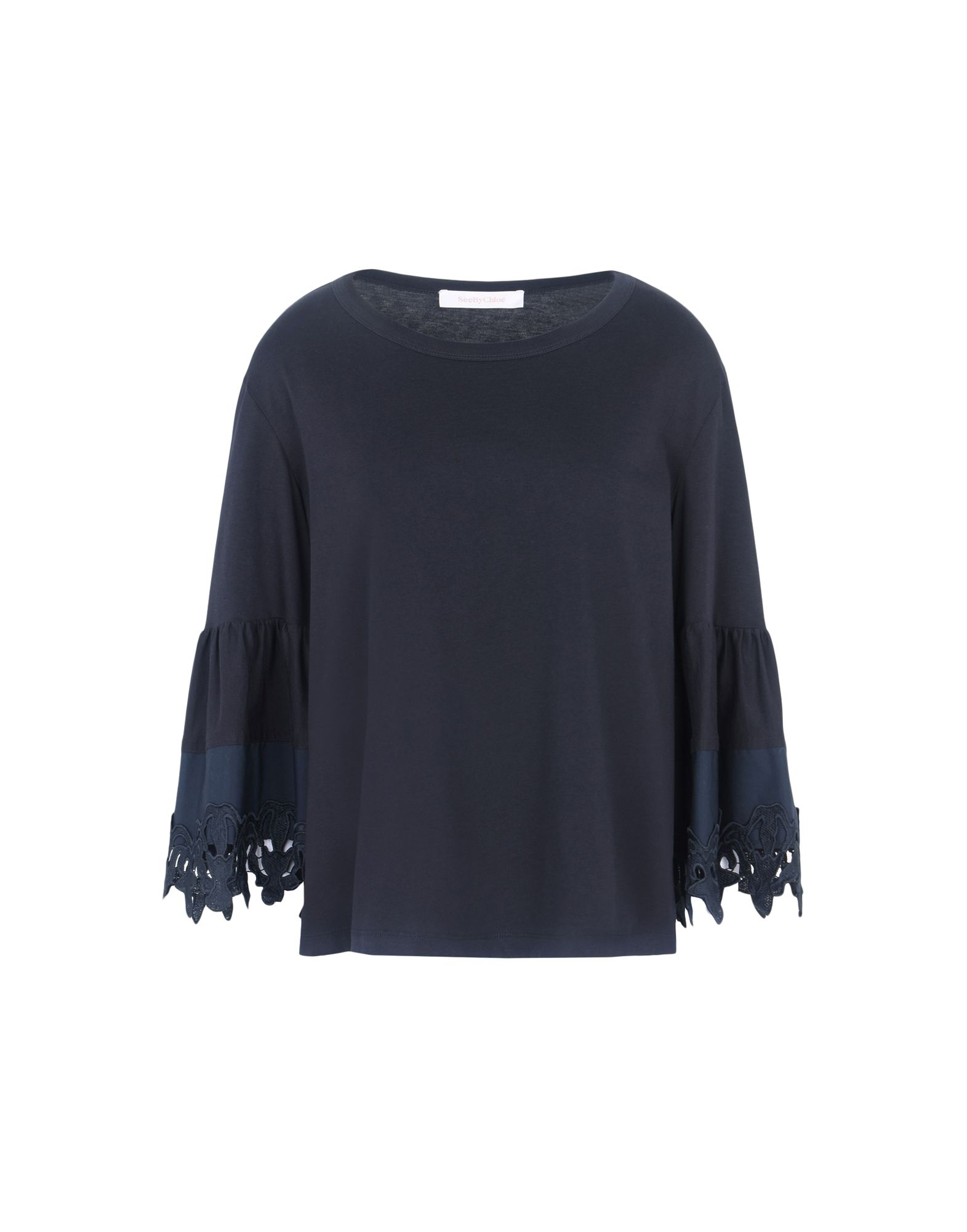 T-Shirt See By Chloé donna donna - 12116577VE