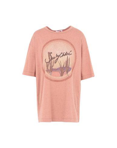 041dc0ec SEE BY CHLOÉ T-shirt - T-Shirts and Tops | YOOX.COM