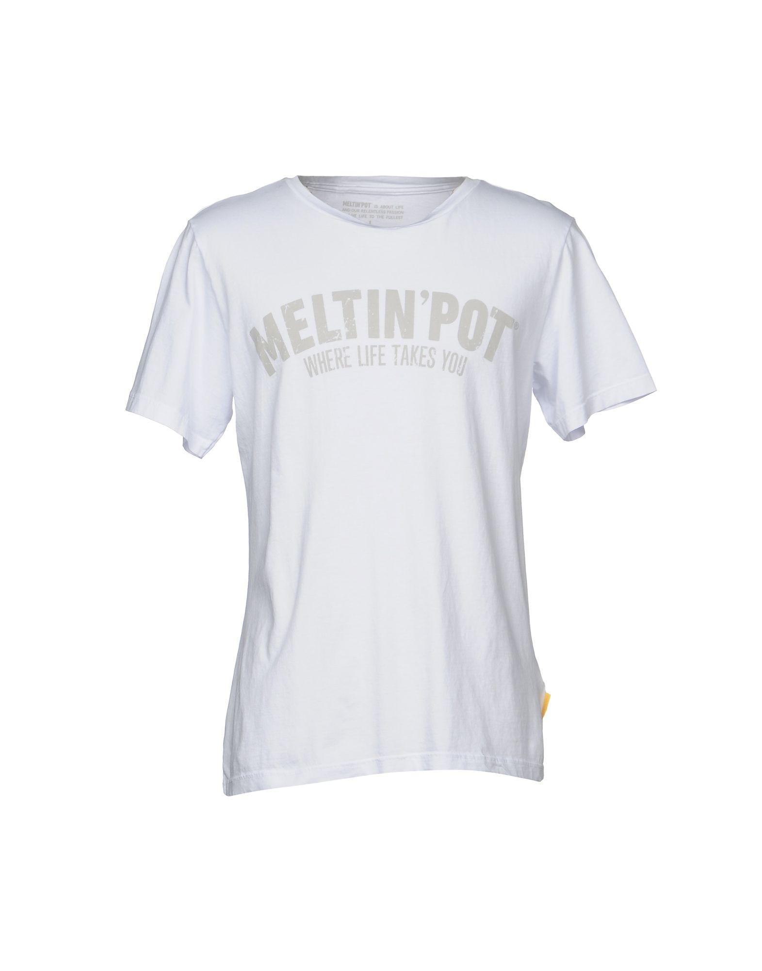 T-Shirt Meltin Pot Pot Pot Uomo - 12116598NS 949573