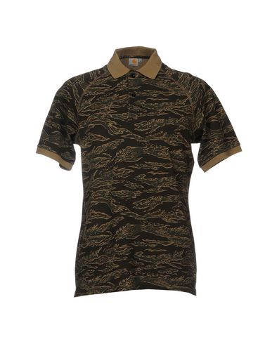 eef4f986 Carhartt Polo Shirt - Men Carhartt Polo Shirts online on YOOX United ...