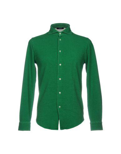 GRAN SASSO Camisa lisa