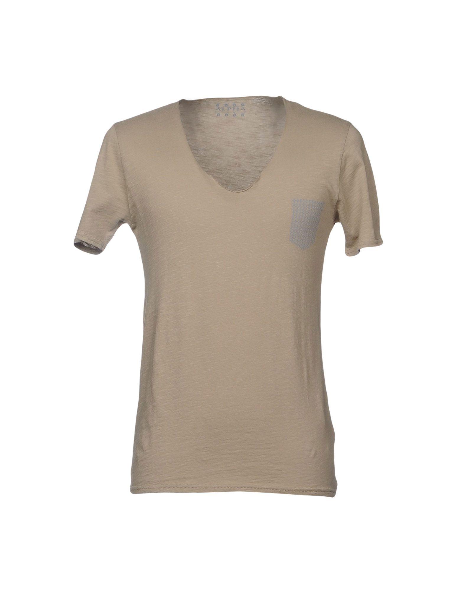 T-Shirt Alpha Studio Studio Alpha Uomo - 12117389OU c28d09
