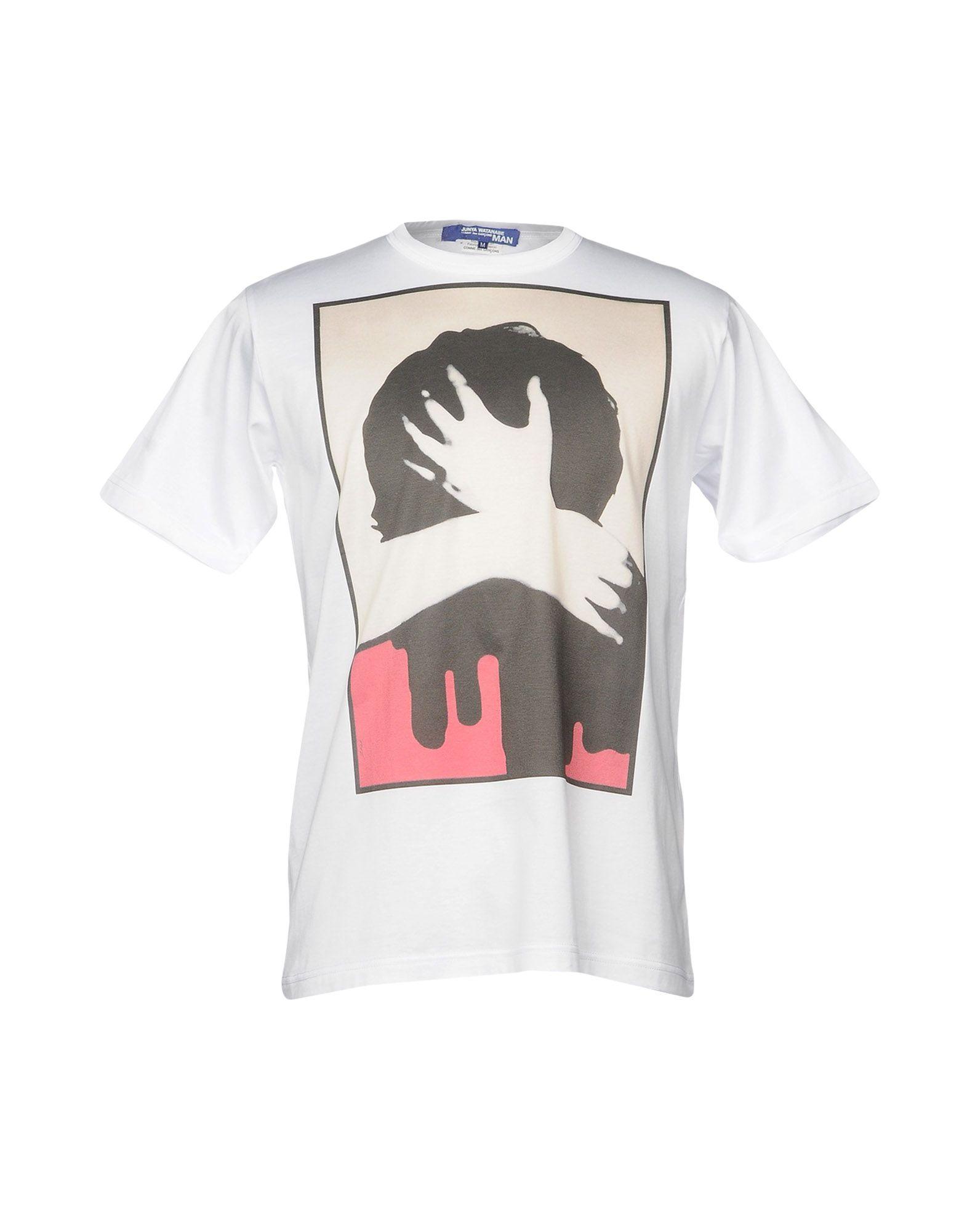 T-Shirt Junya Watanabe Comme Des Garçons Man Uomo - Acquista online su