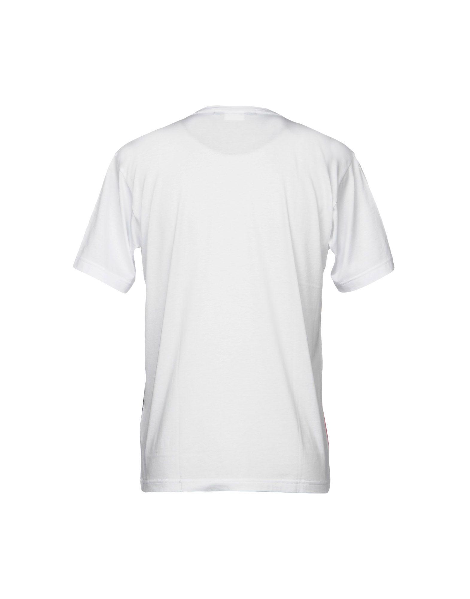 T-Shirt Junya Watanabe Comme Des Gar ons Man Uomo - 12118013EN 12118013EN - 6e8662
