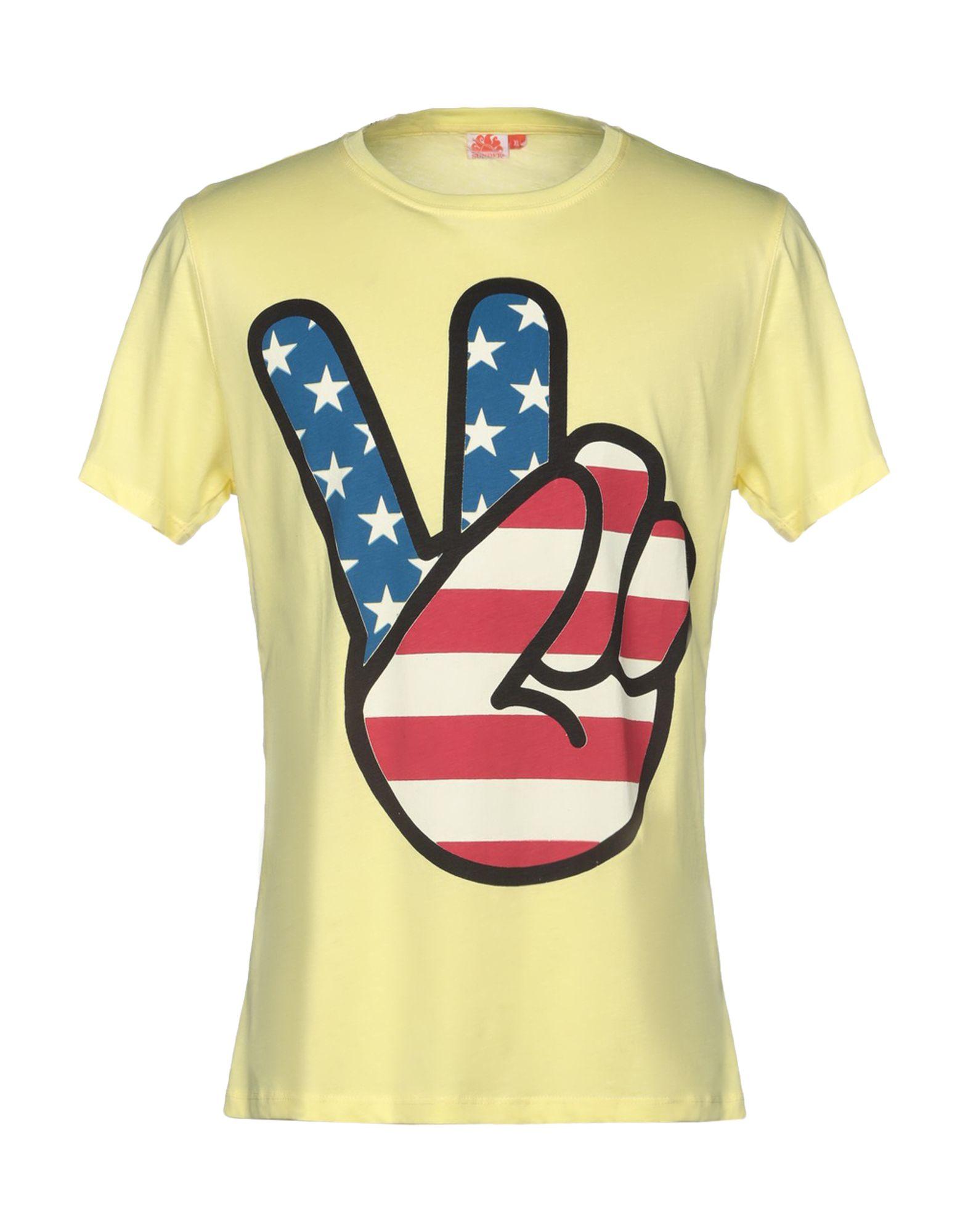 T-Shirt Sundek herren - 12118041RB