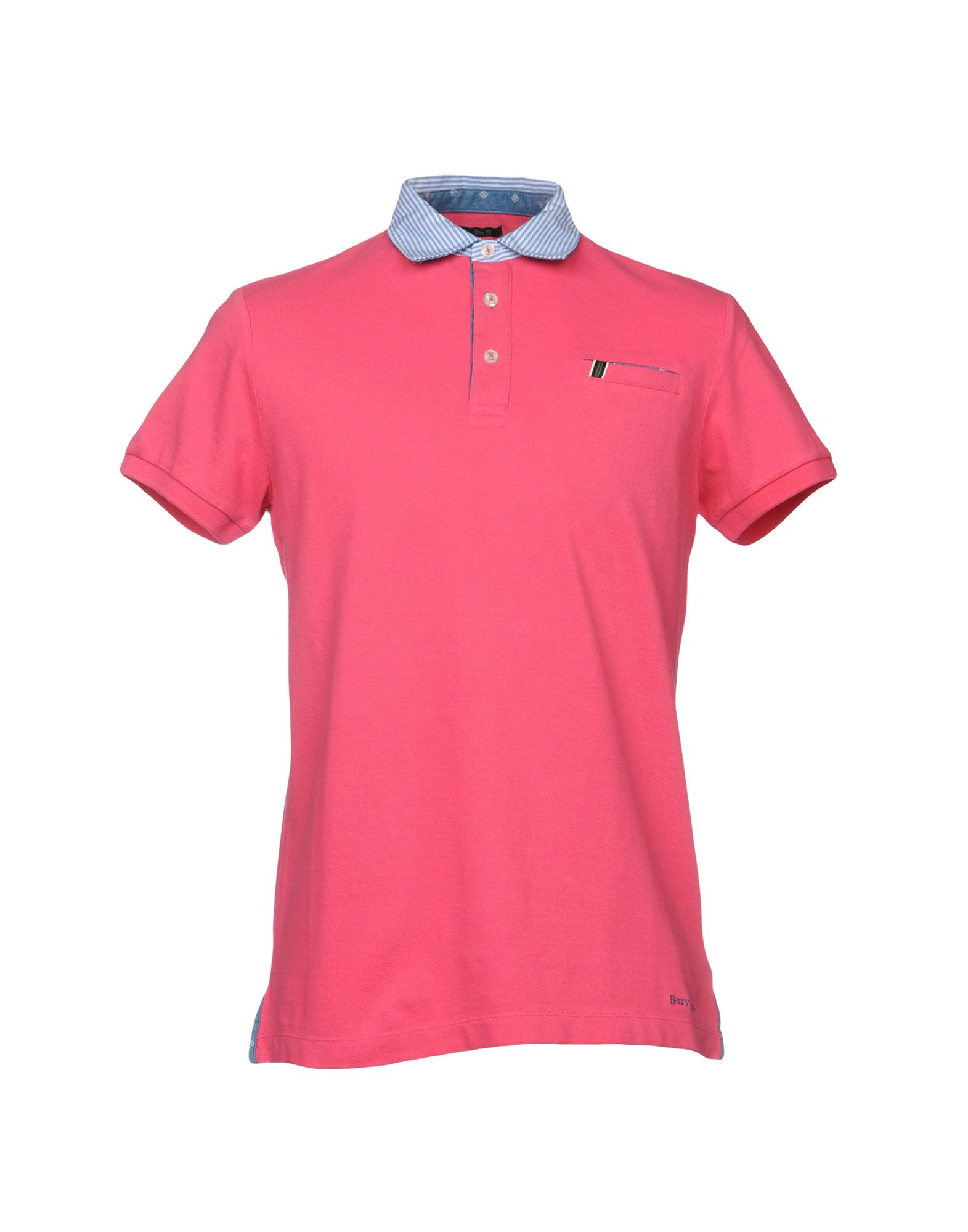 Polo Henry - Cotton's Uomo - Henry 12118121FQ 4740bb