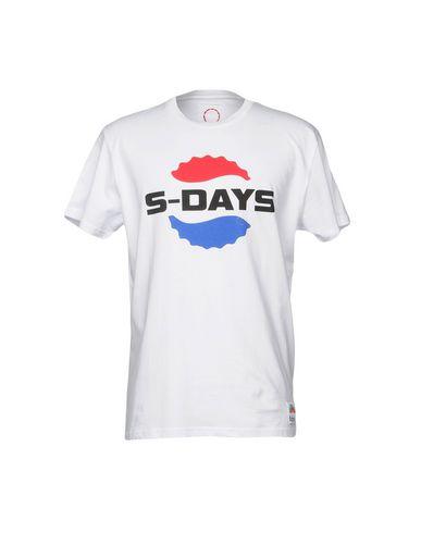 SDAYS T-Shirt Verkauf Sneakernews Freies Verschiffen 2018 Alle Größen Günstiger Preis Zu Verkaufen Verkauf Günstig Online BzBej