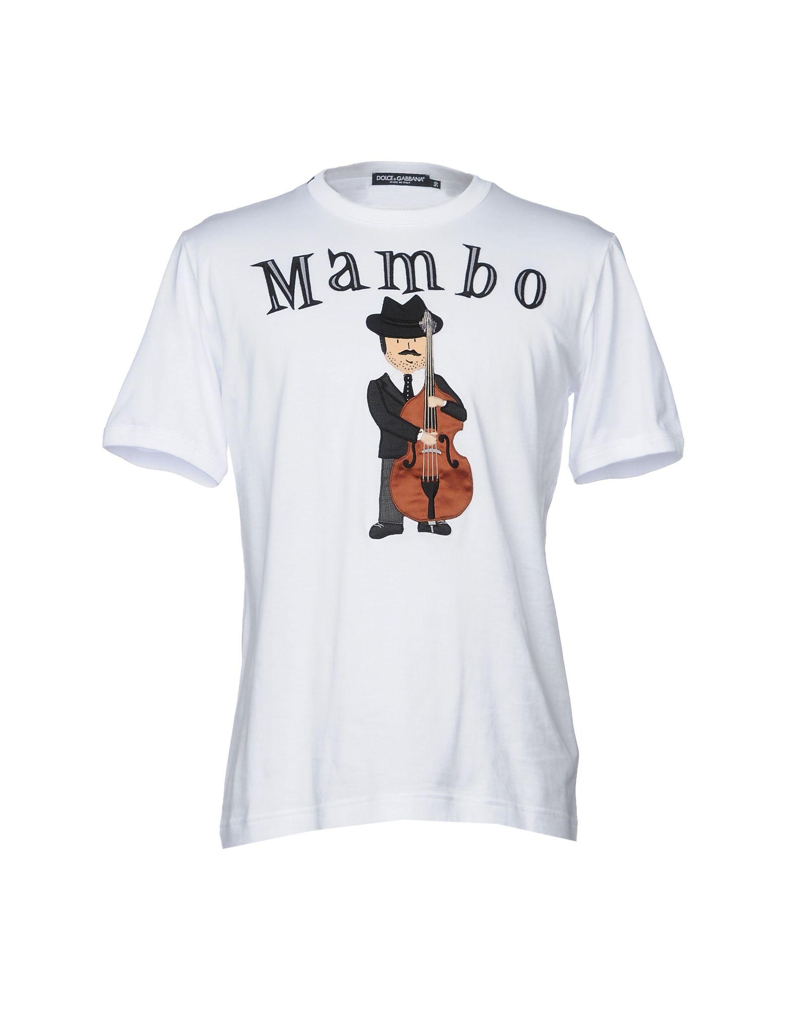 T-Shirt Dolce Gabbana & Gabbana Dolce Uomo - 12120556HH eb4e9d