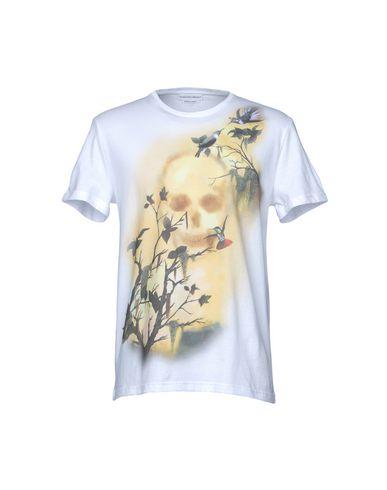 Alexander Mcqueen Camiseta utløp offisielle nettstedet billige outlet steder klaring utrolig pris MSrTp