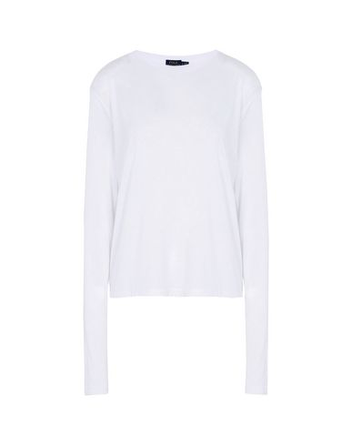 Polo Ralph Lauren Long Sleeve Cotton Jersey T Shirt - T-Shirt Damen ... a6d61bc312