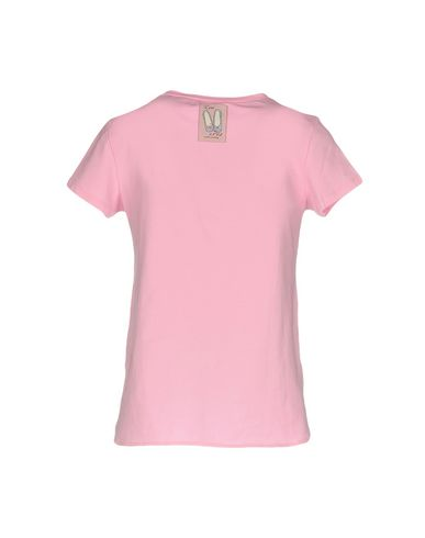 ROSE A POIS T-Shirt