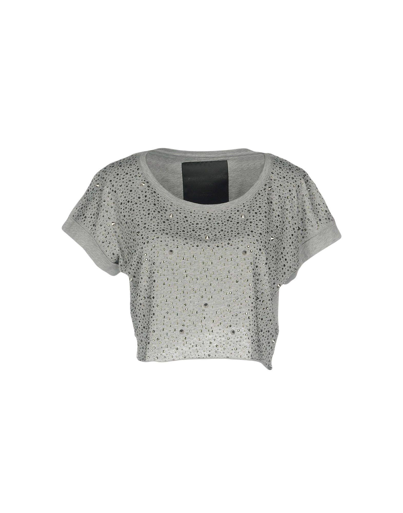 T-Shirt Philipp Plein damen - 12123172BI