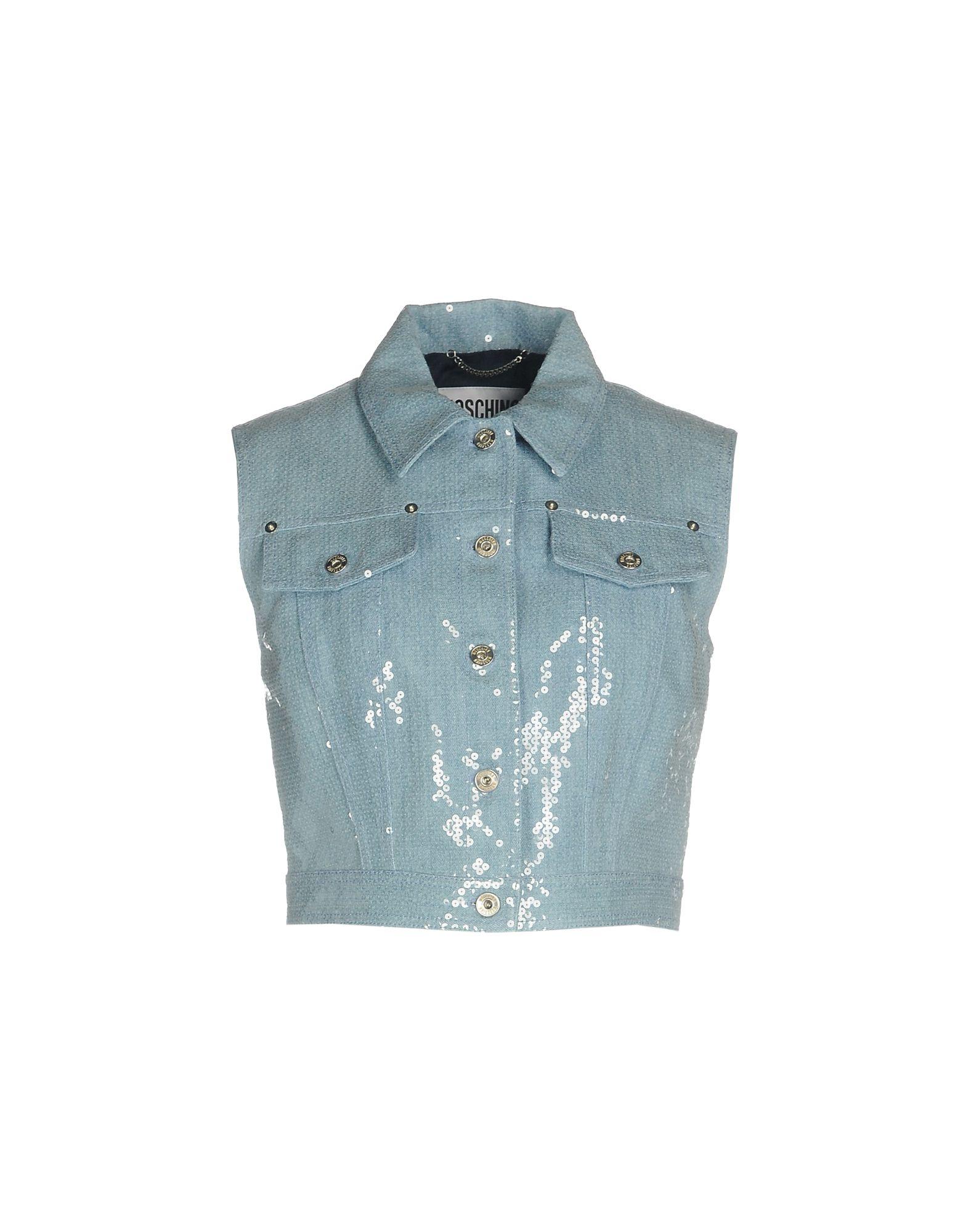 Giubbotto Jeans Moschino Donna - Acquista online su JFwIaRgyH9