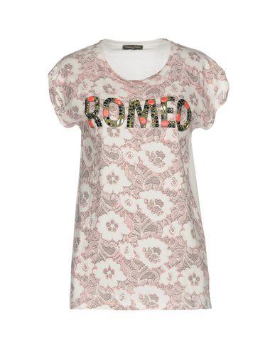 ROMEO & JULIETA T-Shirt Niedrige Versandgebühr Günstiger Preis Freies Verschiffen Wahl Bester Verkauf Günstig Online Billig Verkaufen Niedrigsten Preis Websites Online-Verkauf 0BZrS