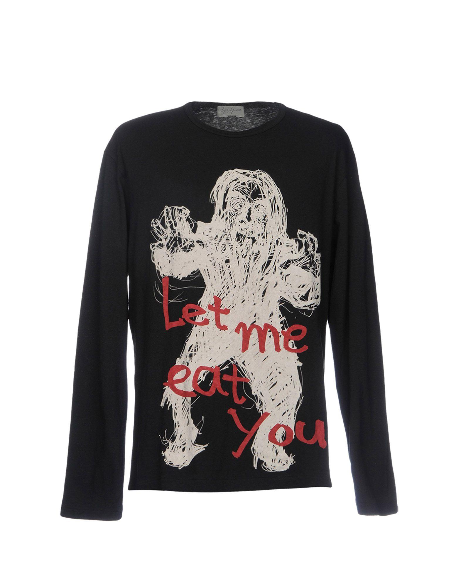 T-Shirt Yohji Yamamoto Uomo - Acquista online su