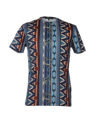 billig med kredittkort Roberto Cavalli Camiseta tappesteder billig pris j83AiyL