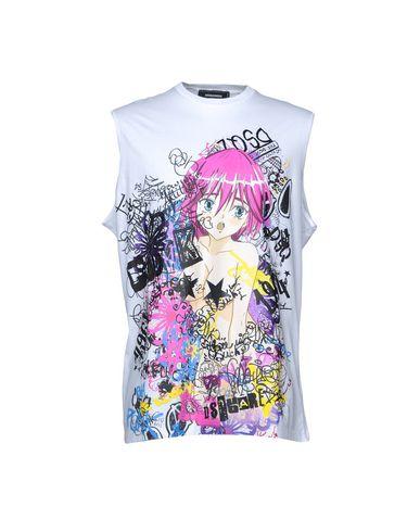 ny stil butikk Dsquared2 Camiseta billig salg butikk salg utforske 2J4WB