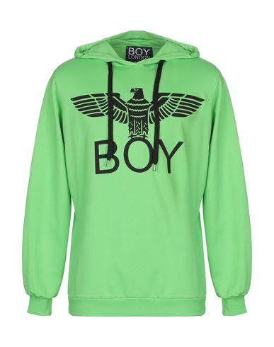 BOY LONDON Hooded Sweatshirt in Green