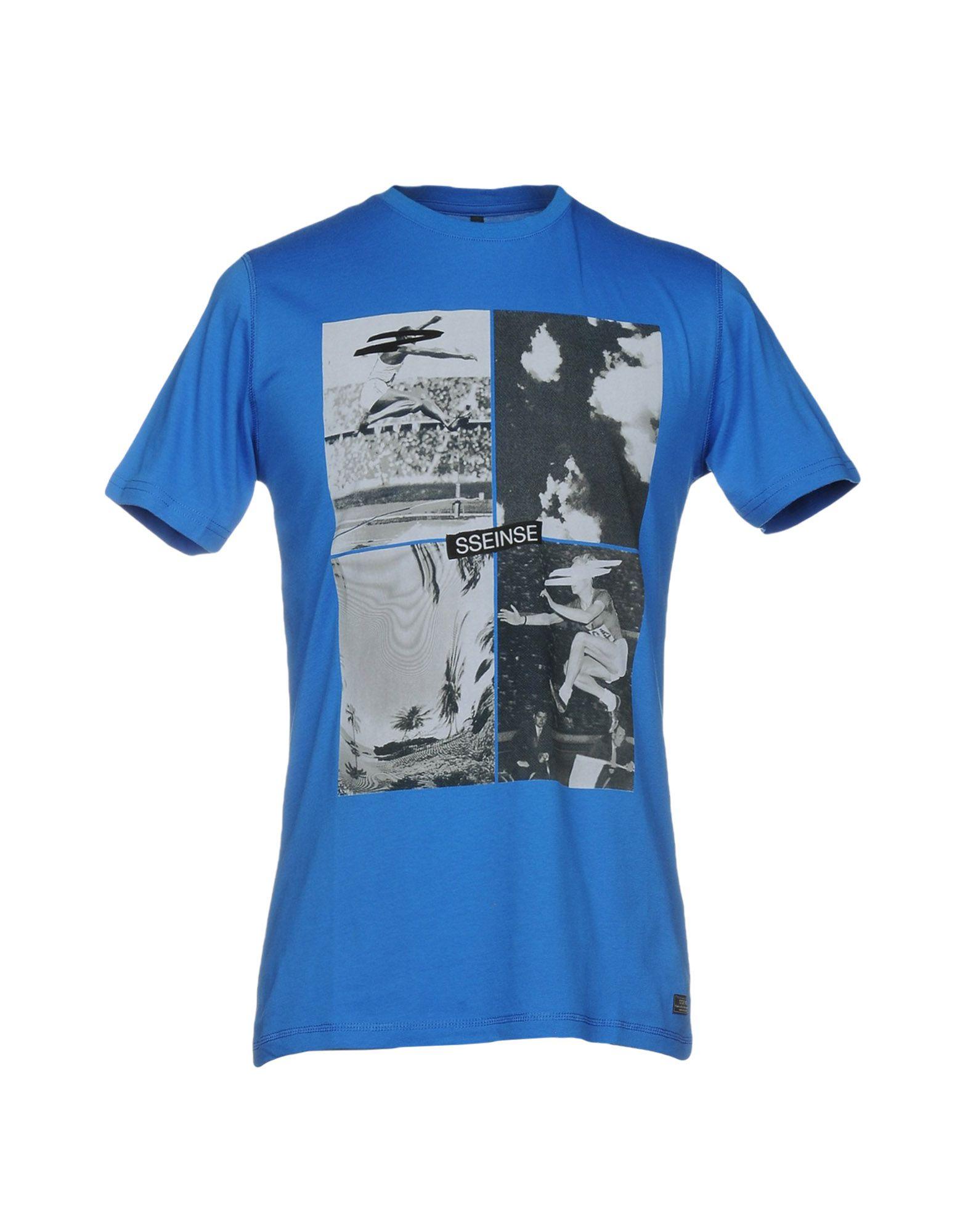 A Uomo buon mercato A buon mercato T-Shirt Sseinse Uomo A - 12128582HB c6b169