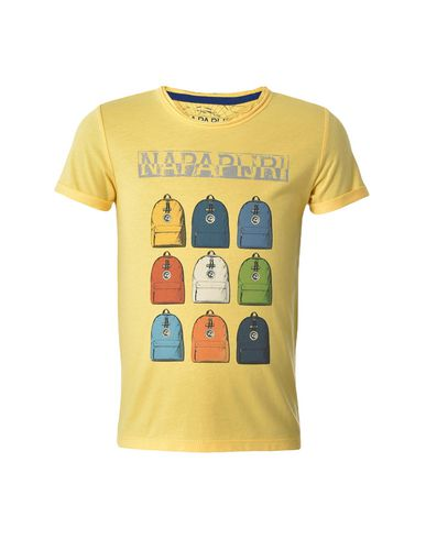 d1ff1b1d Napapijri T-Shirt - Women Napapijri T-Shirts online on YOOX Norway ...